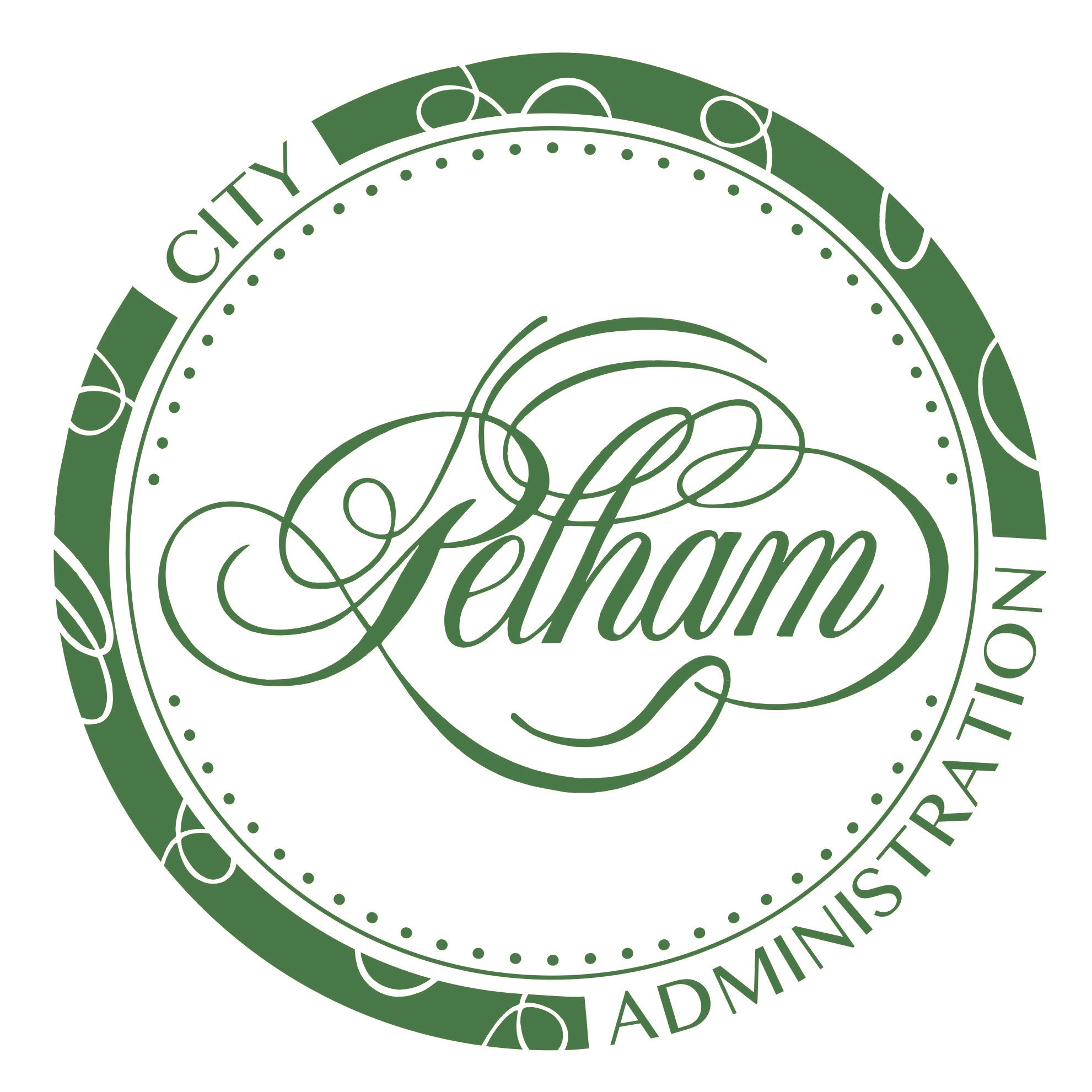 City Administration Pelham logo